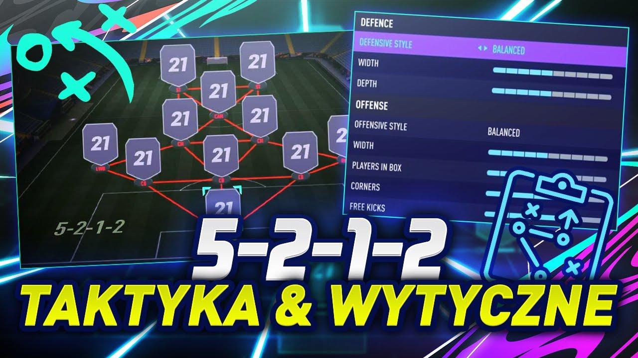 Download Piątka obrońców OP w FIFA21?! Własne taktyki do 5212