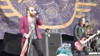 We Are Harlot - The One, live @ Download Festival 2015