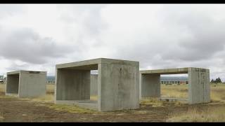 15 Untitled Works in Concrete by Donald Judd