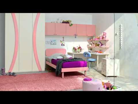 Camerette per ragazze 6 16 anni youtube - Camere da letto moderne per ragazze ...