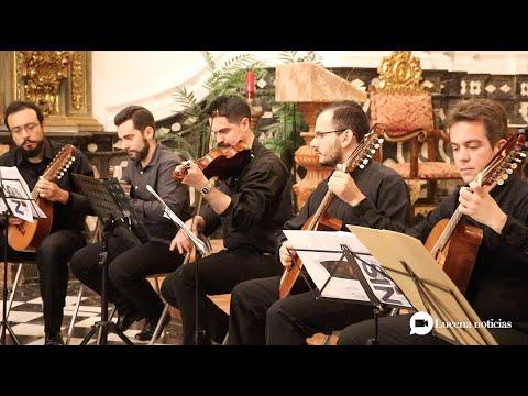 VÍDEO: Algunos fragmentos de la actuación de la Orquesta Aras en San Juan de Dios