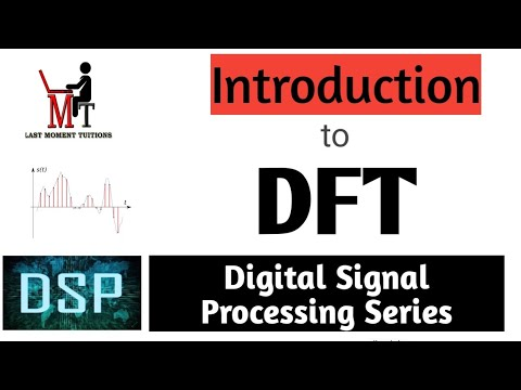 DFT(discrete Fourier Transform) Introduction With Solve Example