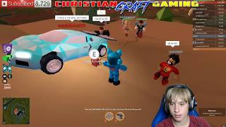 🔴 ROBLOX LIVE STREAM!! | BILL THE SCIENCE GUY IS BACK!! HIGHLIGHT!