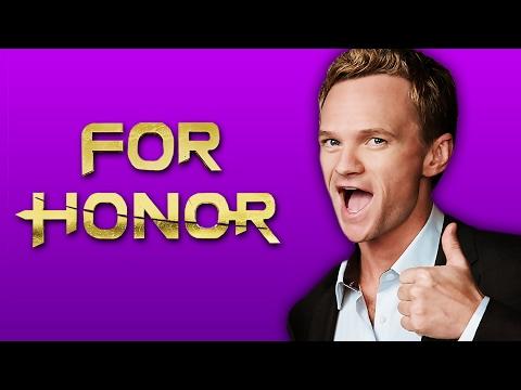 SQUAD GOALS!   For Honor 4v4 (ft. Cartoonz, H2O Delirious, & Ohm)