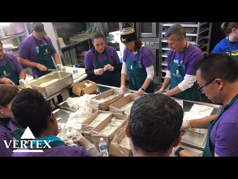 10th Annual Vertex Day of Service