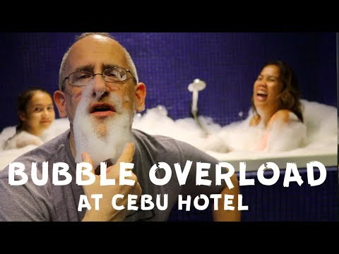Bubble Overload | Movenpick Hotel, Cebu | Philippines Trip Part 2