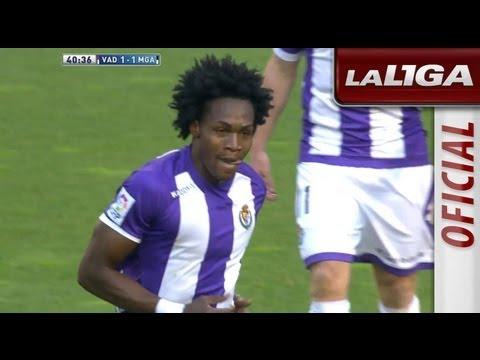 Gol de Manucho (1-1) - HD