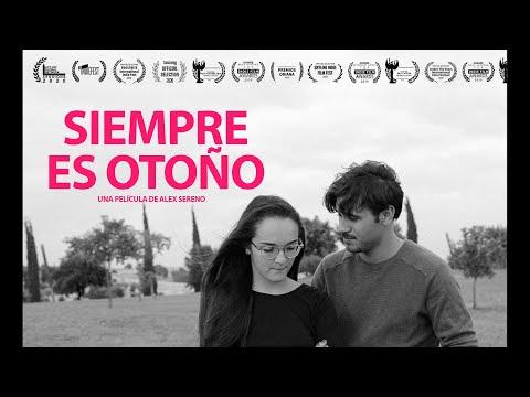 Presentación de la película 'Siempre es otoño', del cordobés Álex Sereno