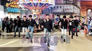 [KPOP IN PUBLIC CHALLENGE] BTS (BTX - FAKE LOVE) Dance Cover by DMC PROJECT INDONESIA