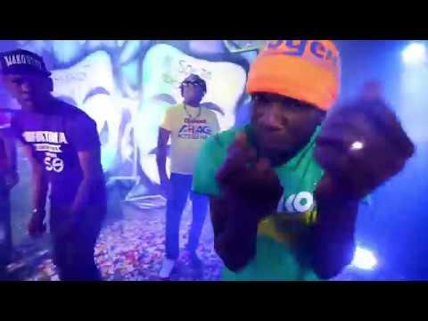 DJAKOUT #1 Music video kanaval 2017 TI KRIYE POU KOKOYE!