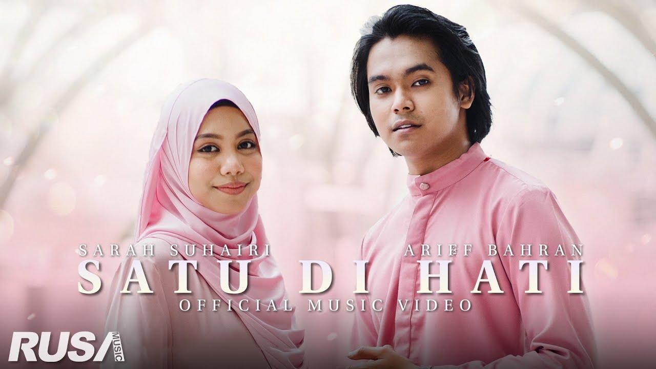 Ariff Bahran & Sarah Suhairi - Satu Di Hati (Bicara Rasa Islamic Version) [Official Music Video]