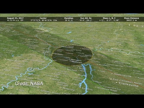 Tourism Talk: Eclipse 2017 - The Great American Eclipse