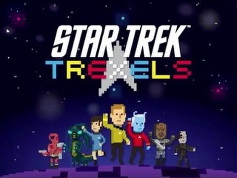 Thumbnail: Star Trek Trexels featuring George Takei - Official Trailer