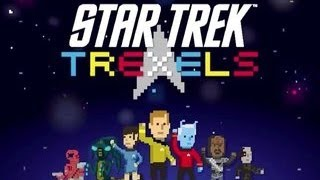 Star Trek Trexels featuring George Takei - Official Trailer