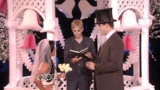Kim and Kris Renew Their Vows