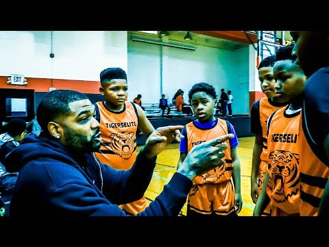 🔥Tigers Elite Vs YSE Youth Basketball Highlights 10U