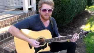 "Steve Everett ""King Of Wishful Thinking"" By: Go West (acoustic cover)"