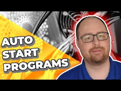 How To Start Programs Automatically On Startup In Windows 10