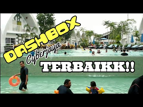 Dash Box Hotel, Cyberjaya TERBAIKKK!!!