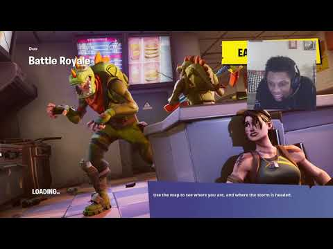 Dubs With JDISHERE Fortnite Battle Royale Gameplay! New Epic Power Crystals Kills