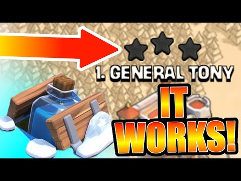 WOW! THE FREEZE TRAP ACTUALLY WORKS!?! - Clash Of Clans UPDATE GAME PLAY LIVE!