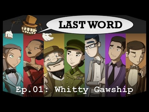 Pasta plays Last Word Ep01: Whitty Gawship *** Blind playthrough and Gameplay - Rpg Maker