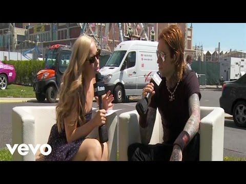 Buckcherry - Fuse Interview (Bamboozle 2012)