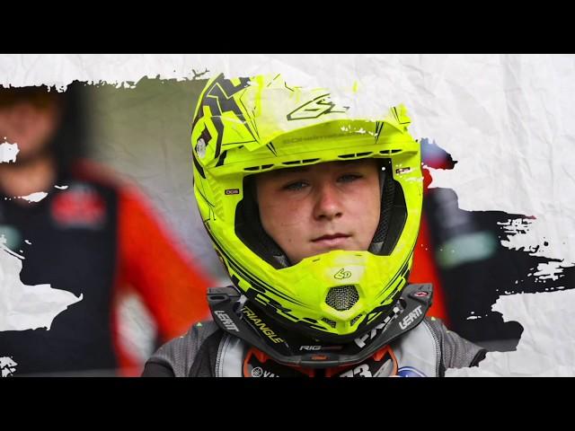 Team Dunlop 2020 Logan Best