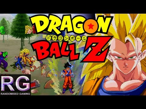 Dragon Ball Z: The Legend - Sega Saturn - Story & Versus Mode Gameplay PAL Release [HD 1080p 60fps]