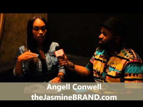Angell Conwell Talks Break Out 'Baby Boy' Role, Working in Hollywood & 'Family Time' Part 2