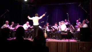 "Oregon Mandolin Orchestra: ""Kashmir""; Page, Plant, Bonham, arr McCarrick, Oberlin"