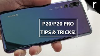 Huawei P20 and P20 Pro Tips & Tricks: Best Features!