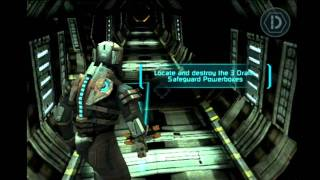 Dead Space iPhone - Chapter 7 - Hard difficulty