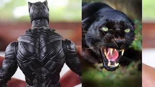 Review Action Figure Black Panther Keren Abizzz (GEMA)