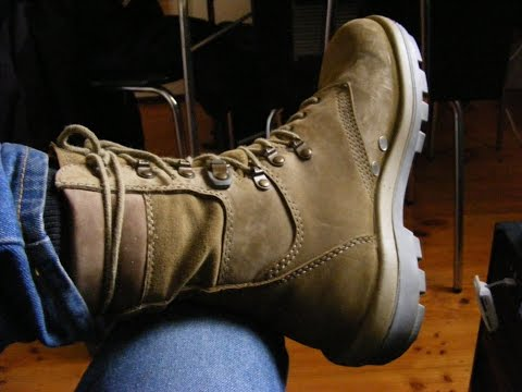 Terra Australian Army Combat Boots For Hiking - Reviewed