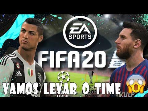 FIFA 20 MOBILE VAI PODER LEVAR SEU TIME NOTÍCIA INCLIVEL