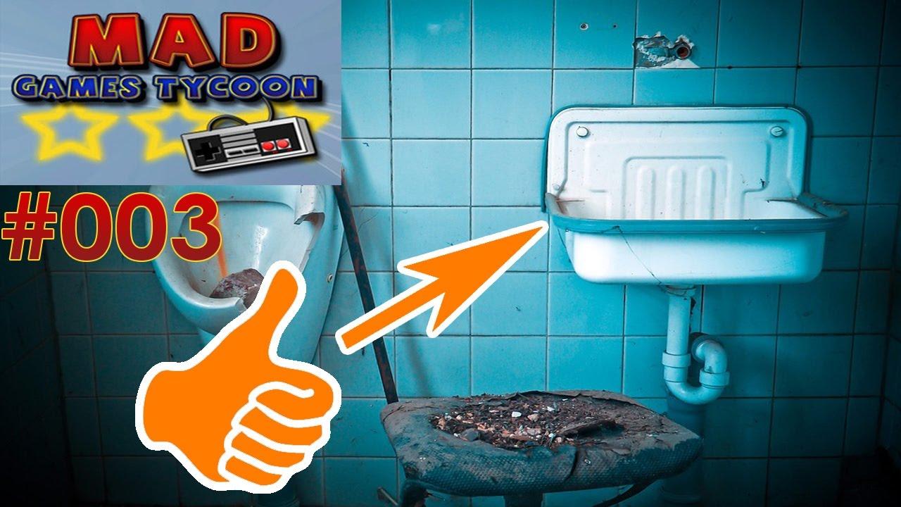 Händewaschen Nach Toilette Mad Games Tycoon 003 Youtube