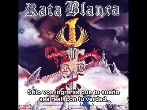 Karaoke - Rata Blanca - Angeles de acero