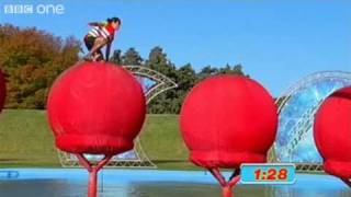 Total Wipeout Preview  - Big Ball success! - Series 2 Episode 8 - BBC One