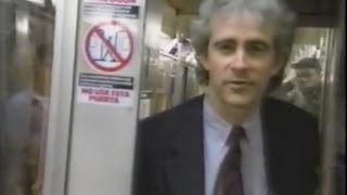 """The """"Creepy"""" NYC Subway System In 1990"""