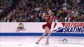 Sasha Cohen - 2010 U.S. Figure Skating Championships - Short Program