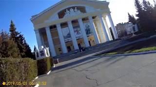 1 Мая Ленинский проспект Йошкар-Ола на велосипеде