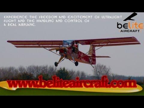 Belite UltraCub, Belite Aircraft's Ultra Cub part 103 legal ultralight aircraft with 4 stroke power.