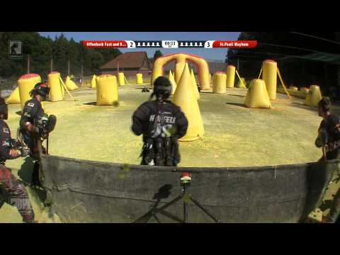 Deutsche Paintball Liga - 2. Bundesliga 2015 - Spieltag 4
