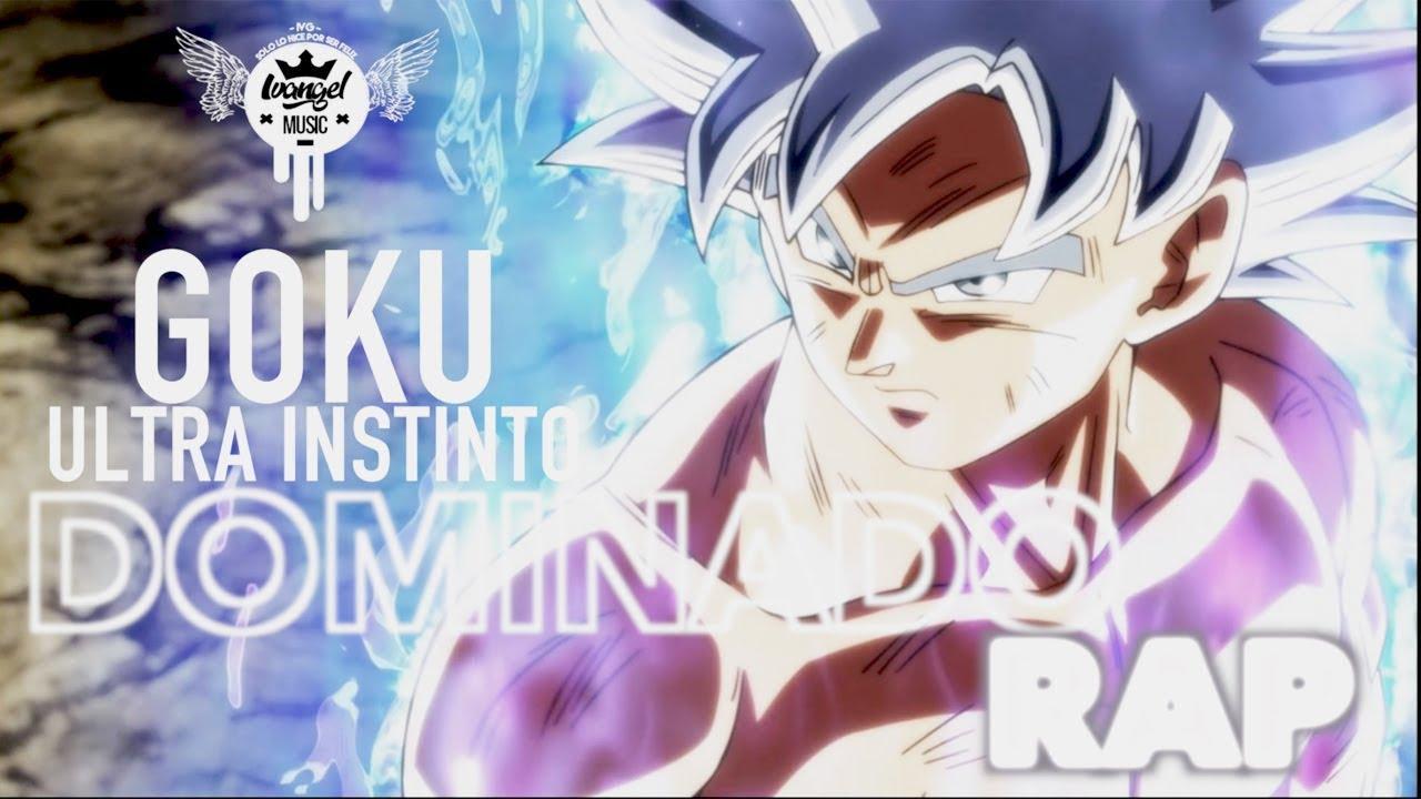 Download RAP DE GOKU ULTRA INSTINCT DOMINADO - IVANGEL MUSIC  | GOKU VS JIREN | DRAGON BALL SUPER RAP