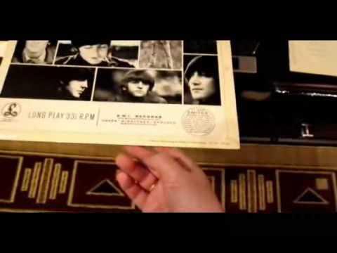 The Beatles – orig.LP Rubber Soul 1965 review LP
