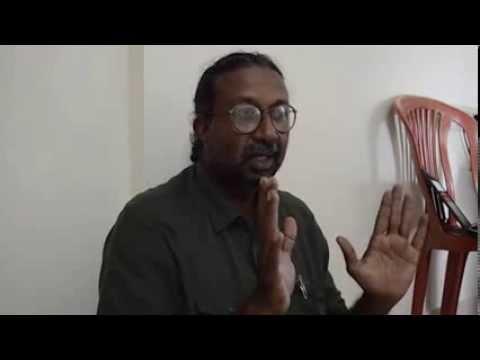Talk by Elias John on Vizhinjam Mother Port