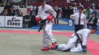 Таеквон-до ИТФ Чемпионат Мира 2009(Видео для сайта taekwondo-itf.com.ua., 2009-10-30T01:16:46.000Z)