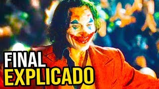 CORINGA: FINAL EXPLICADO E ANALISE DO FILME (SPOILERS)