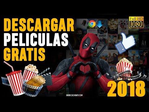 COMO DESCARGAR PELICULAS GRATIS 2018